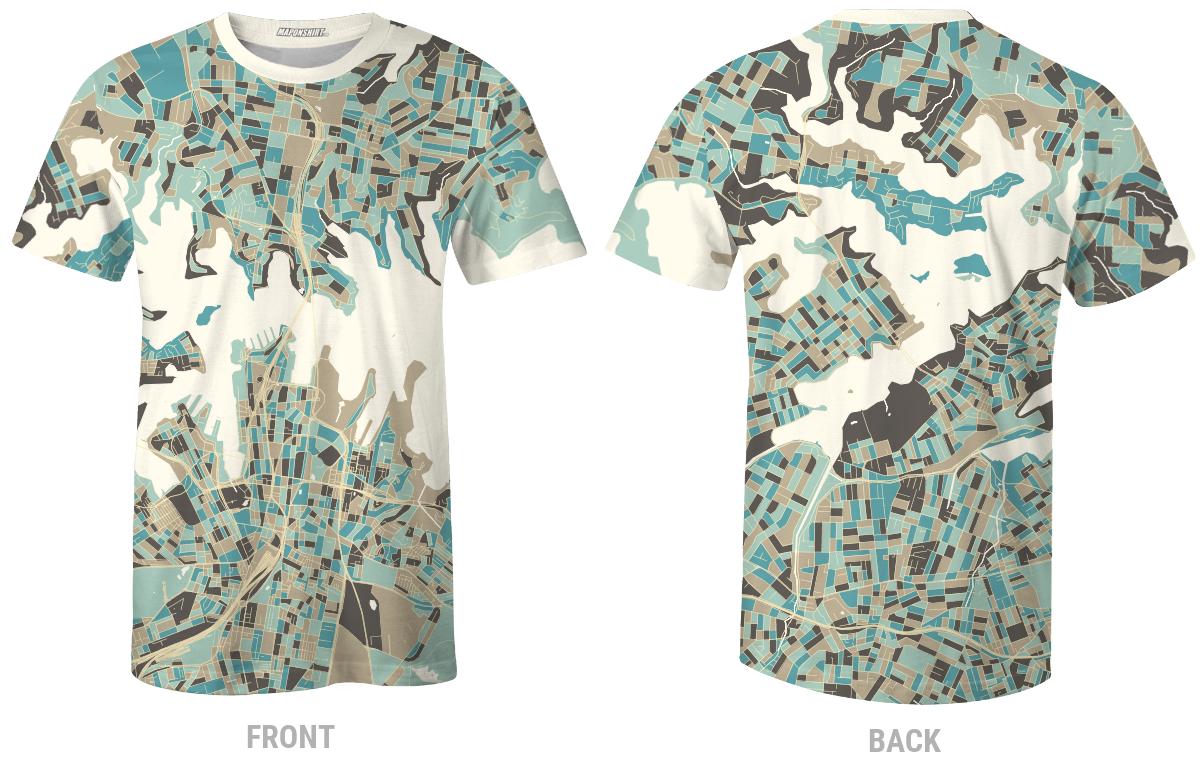 Design Your Own T Shirt Sydney Cbd
